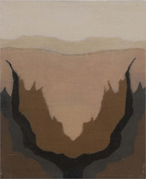 Untitled (Browns), 1986