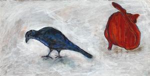 Bird and Fruit, 2019