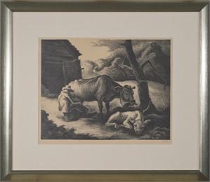 White Calf, 1945