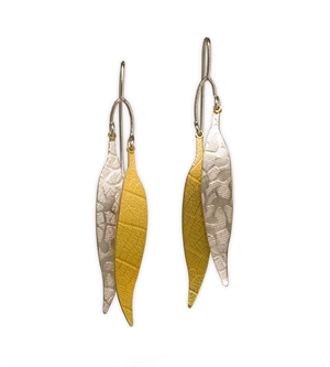 Willow Leaf Double Dangles, 2019