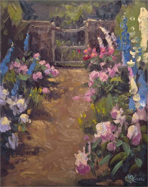 In the Secret Garden , 2019