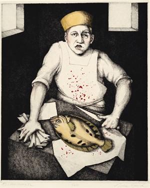 Fishmonger (/50), 2003