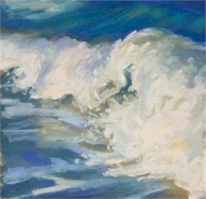 Sunlit Surf, 2019