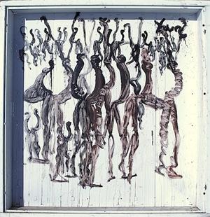 Figures, c. 1989