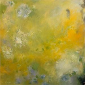 Yellow Garden, 2019