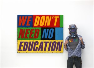 We Don't Need No Education, 2018