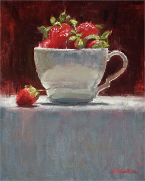 Cup of Berries, 2019