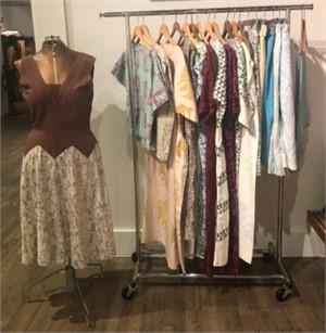 Handprinted Garments