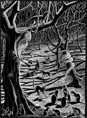 Scholastica (Full Moon), 1931