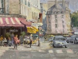 Paris Cafe, 2020