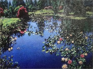Water Lillies W-210