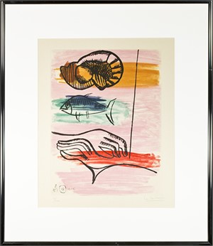 The Catch (Les Mains Du Pecheur) (10/30), 1953