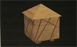 Rays - Mini Box, 2019