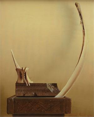 Bones from Different Animals, 1991