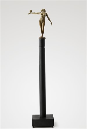 Balance Column (maquette) (0/12), 2018
