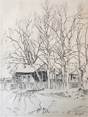 End of Winter in Africatown, 1964