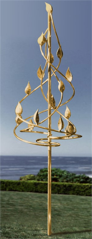 Helix  Kinetic Sculpture - Shipping $175 - Packaging $100 (Edition 20)