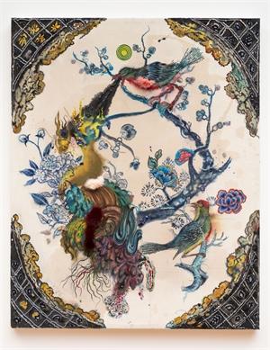 3 Birds  by Ken Gun Min