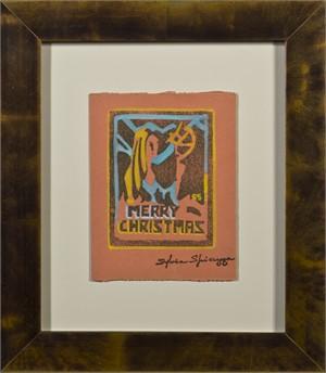 Merry Christmas, c. 1950