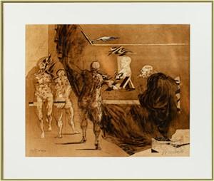 Le Trait De La Figure (III/CXX), 1978