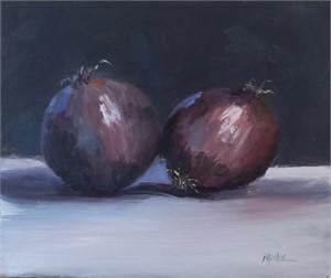 Purple Onions, 2018