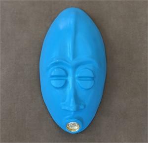 African Mask II, 2019