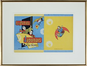 Les Petits Japonais, 1890