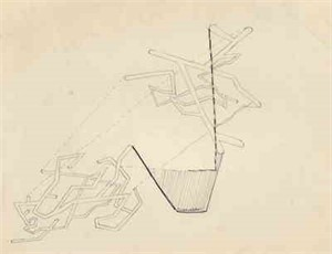 Tubular Shapes and Lines, c. 1938-40