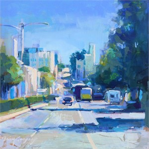San Francisco in the Afternoon 3 by Erin Gregory