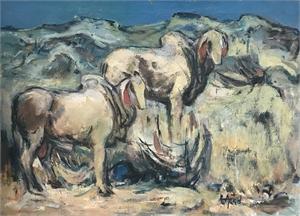 Brahmas, c. 1960