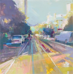 San Francisco Afternoon 4 by Erin Gregory