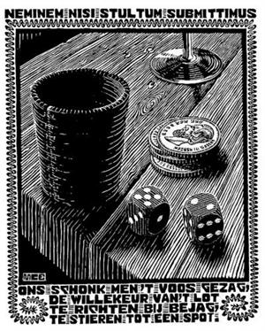 Emblemata - Dice, 1931