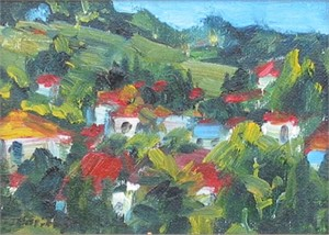 RED ROOFS I