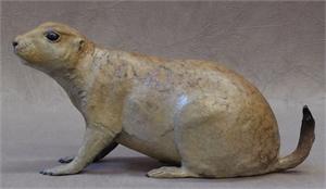 Prairie Dog I (8/50), 2019
