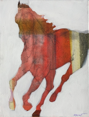 Stripes on Motion, 2018