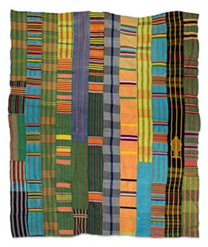Tribal Cloth, Ewe Ghana, c. 1965