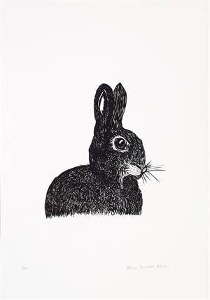 Conejo Negro (14/30), 2020