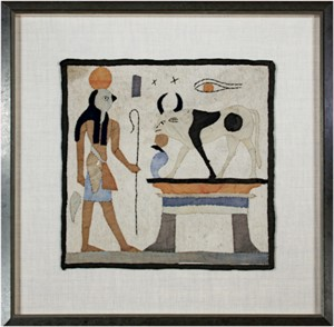 Egyptian Scene, c.1925?