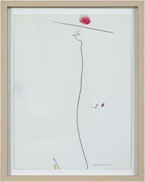 Spatial Balance I Sold as a series of 4, 1968