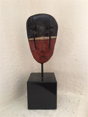 Warrior Mask - Medium