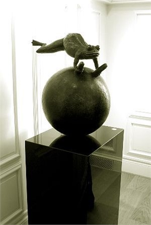 The Frog (1/6), 2007