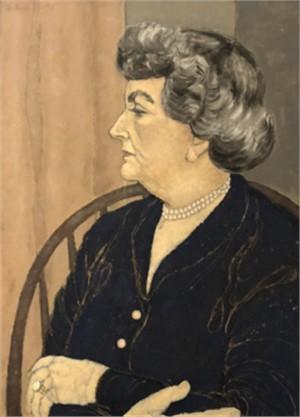 Portrait of Anne King Sullivan