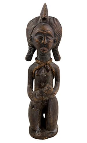Jokwe Maternity, Angola, c.1910