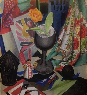 Still Life with Goblet, c. 1925-30
