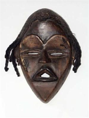Dan Mask Ivory Coast, c1940