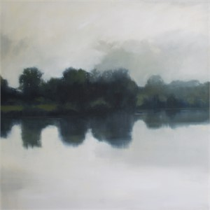 Cloud Reflection by Megan Lightell