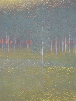 Summer Evening Glow by David Grossmann
