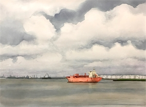 Heading to Port, 2019