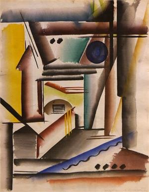 Modernist Structures, 1933