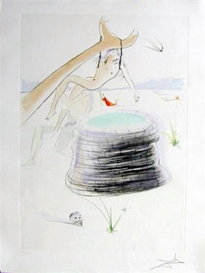 Joseph (from Our Historical Heritage, suite of 11), 1975